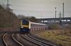 43164 & 43137 1B40 13:45 London Paddington to Swansea at Briton Ferry 10/03/15.