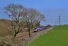 43168 & 43035 1B25 10:45 London Paddington to Swansea at Stormy 24/3/17.