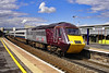 43301 & 43303 08:30 Penzance to Dundee at Bristol Parkway 22/08/2008.