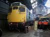 Class 27 5401 (27056 / 112) Loughborough 16th June 2017