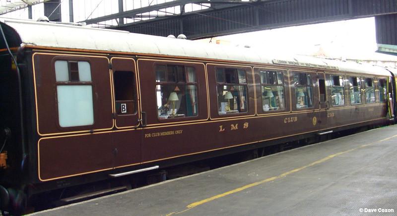 WCRC Club Car at Carlisle on 23rd July 2008