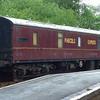 BR GUV Cheddleton BR1 bogies 2007