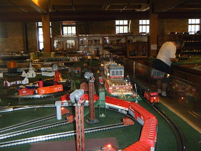 Collectibles: Model Trains