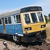 Dmu 55528 - Colne Valley Railway - 5 August 2018