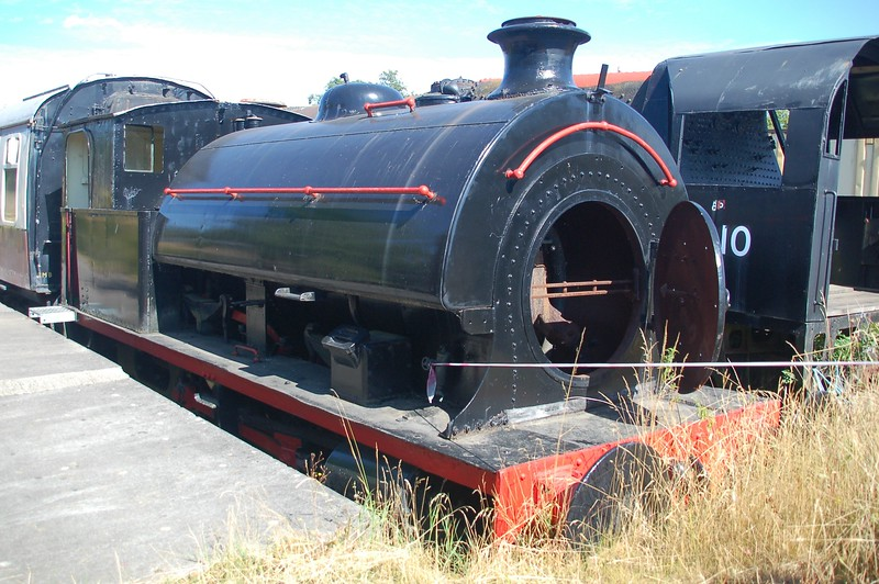 HL 3715 - Colne Valley Railway - 5 August 2018