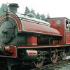 3437 Hawthorn Leslie 0-6-0ST - Colne Valley Railway