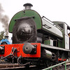 2000 Peckett 0-6-0ST - Colne Valley Railway