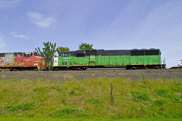 Gorge Trains April Pt. 2 2014