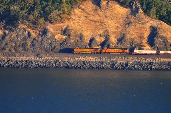 Gorge Trains Oct. 2014