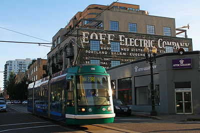 Commuter Rail, Light Rail and Streetcar