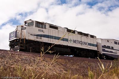 Metrolink F59PH (EMD) Locomotive