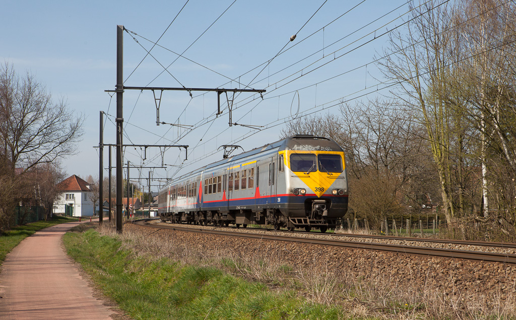AM80 398 in Hoeselt.