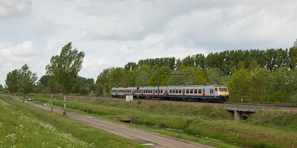 AM80 393 in Schulensmeer.