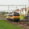 NSR 1740 + 1749 run light engine to Maastricht through Bunde.