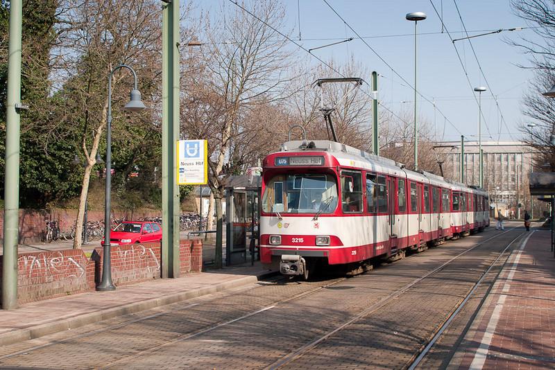 RBAG 3215 in Duesseldorf.