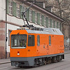 Basel - track cleaning car 2330