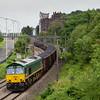 Captrain PB08 brings the coal train 47623 (Born/NL - Bressoux) southbound through Argenteau.
