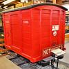 1088 Non Vent Van Plank - Conwy Valley Railway Museum 01.07.15