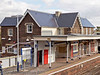 29 Oct 2011 Cosham Station building.