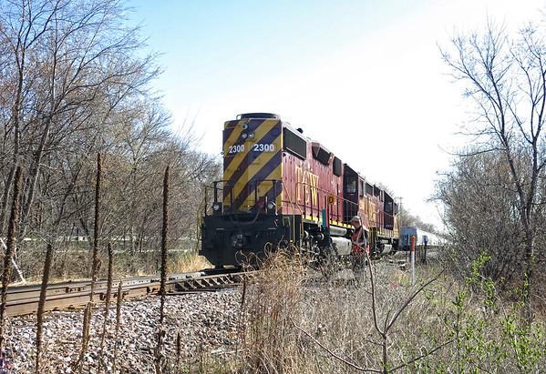 Creekside Trains
