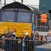 66421 Gresty Bridge TMD - Crewe DRS Gresty Bridge Depot - 21 July 2018