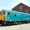 73006 at Eastleigh Works Open Day