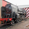 92203 Black Prince - Crewe Heritage Centre - 8 May 2011