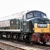 46035 (D172) 'Ixion' at Crewe Basford Hall Open Day