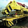 941766 Bogie Bolster D, Crane Runner for Crane ADRC 96719 - Crewe Heritage Centre