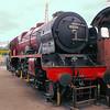 46100 (6100) 'Royal Scot' Crewe Heritage Centre