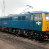 87035 Robert Burns - Crewe Heritage Centre - 8 May 2011