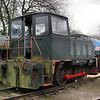 22982 J Fowler 0-4-0DH at Rutland Railway Museum