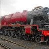 6100 Royal Scot - Crewe Heritage Centre - 8 May 2011