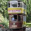 399 Leeds Tram - Crich Tramway Village 05.07.09  Lee Nash
