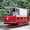 131 Cardiff Tram - Crich Tramway Village 05.07.09  Lee Nash