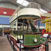 1 Derby Corporation Tram - Crich Tramway Village  29.09.07  Steve Kemp