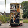 74 Double Deck Tram Crich Tramway Museum