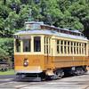 273 Oporto Tram - Crich Tramway Village 05.07.09   Lee Nash