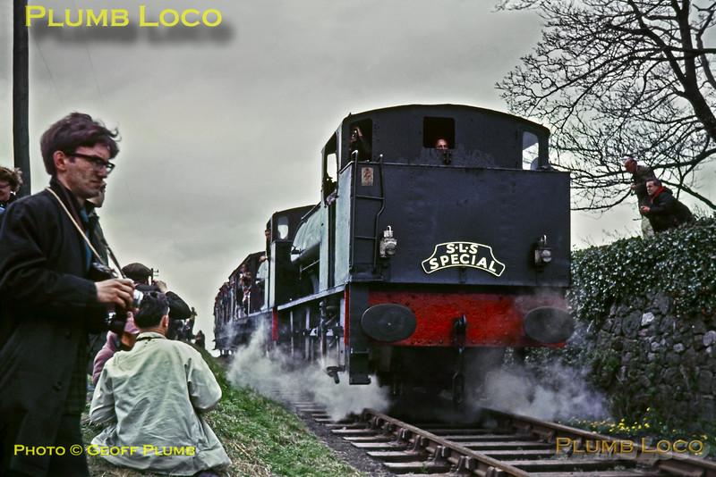 68006, Hopton Incline, 30th April 1967