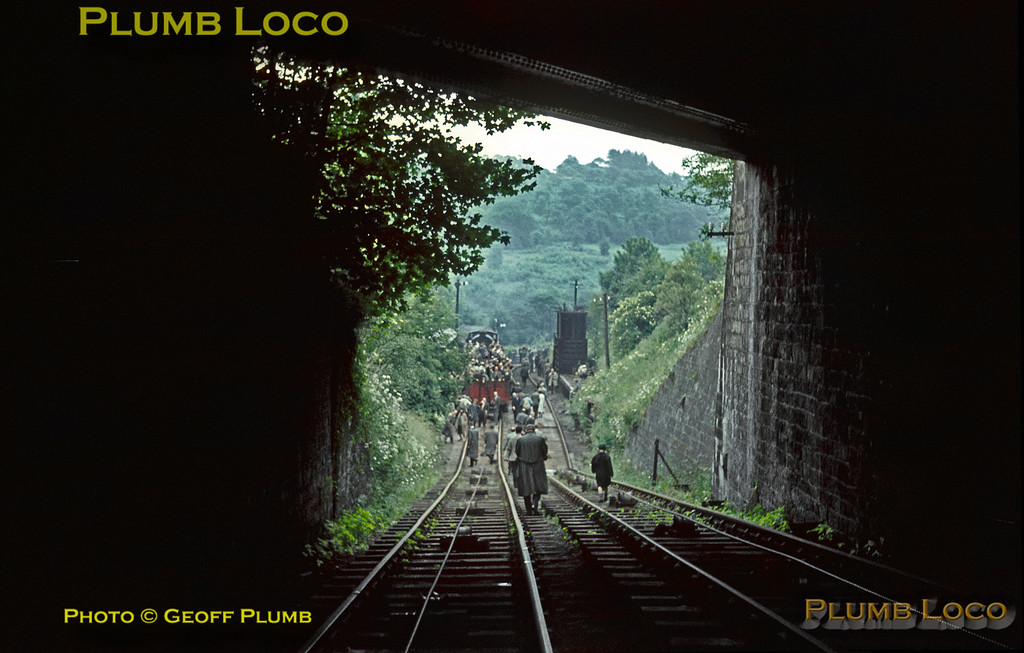 General View, Cromford Wharf, 27th June 1964