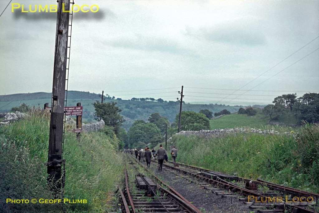Middleton Incline Top, 27th June 1964