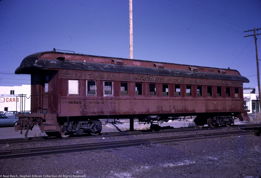The Hinman coach in February of 1970.