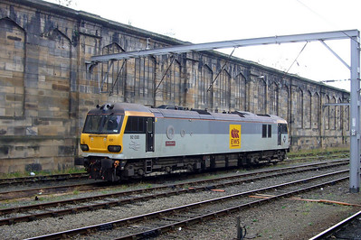 92030 Ashford in Carlisle's stabling sidings.
