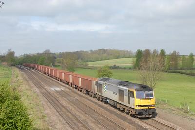 DBS EWS Ore Trains