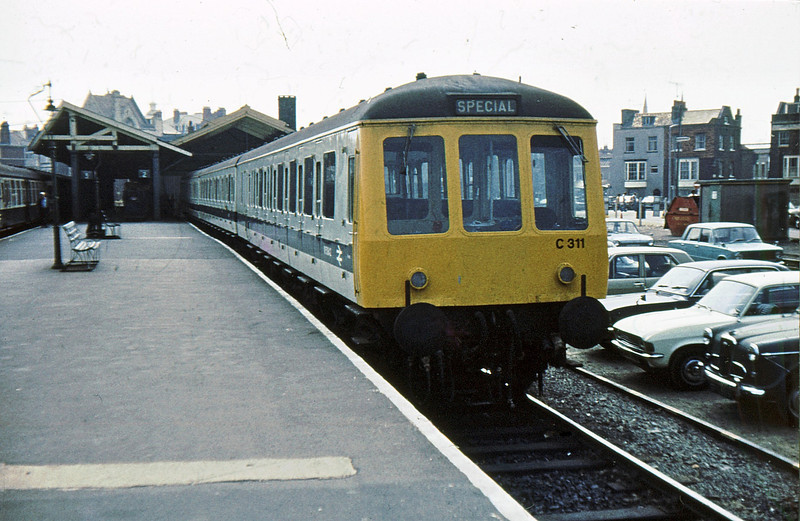 C311 Weymouth 11 Aug 76