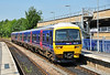 First Great Western Dmu 165101 arrives at Blackwater station, with the 13:25 service to Redhill Monday 03 September. I have lived near this station for over twenty five years & this is the first shot I have ever taken at this location.