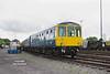 Birmingham RCW Class 104 50455 - Bury - Monday 1st October 2018.