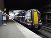 380101 awaits departure from Edinburgh Waverley at 13:30 on Sunday 26th Feb 2012.