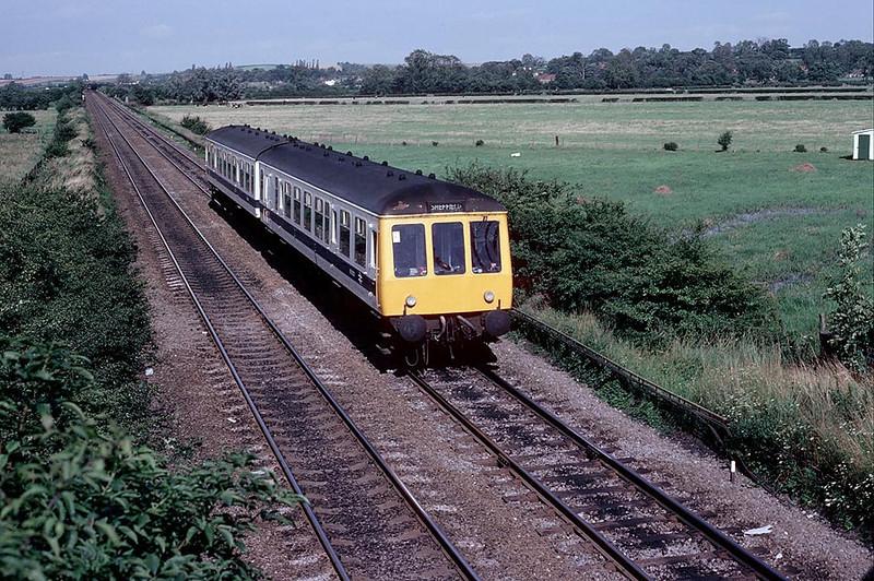 50022 East Retford 20th Aug 1980