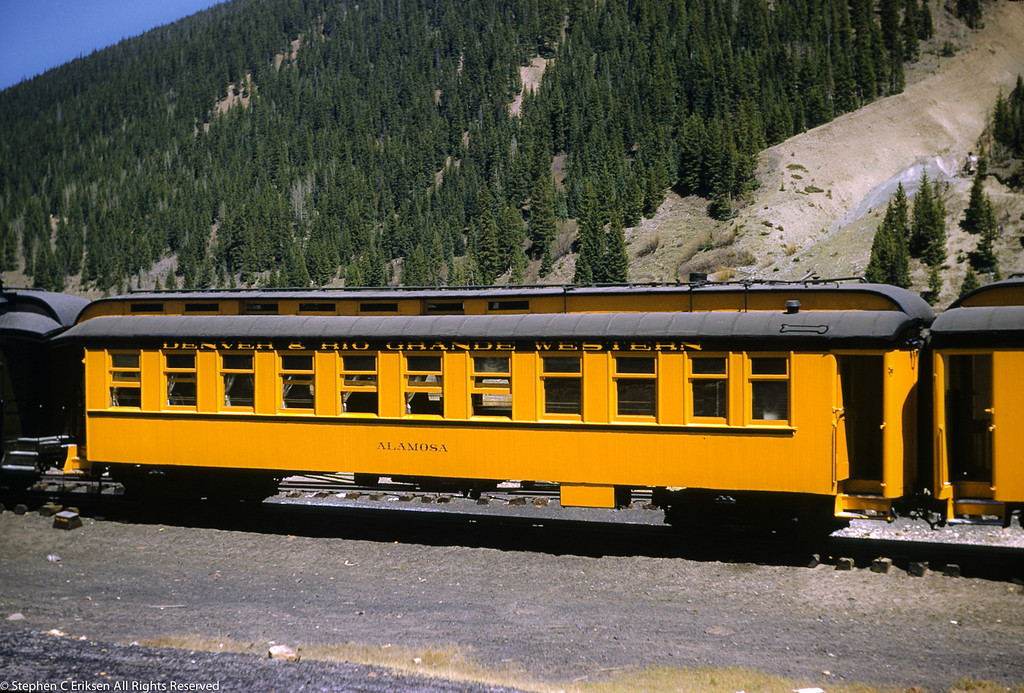 May 29, 1955 Silverton, CO.